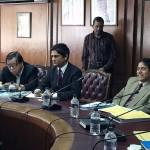 BOI-バングラデシュ投資局庁での様子2