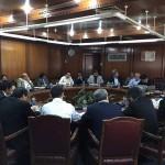 BOI-バングラデシュ投資局庁での様子3
